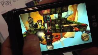 Quick Look at Xbox Live Games on Windows Phone 7