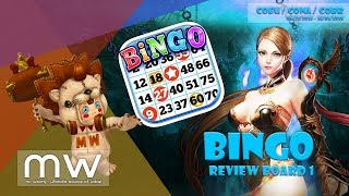 Cabal Online Europe - Bingo Event - Board 1 Review