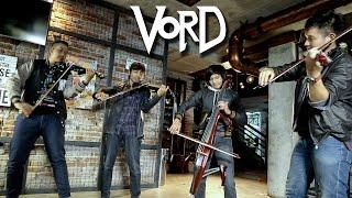 VORD Electric String Quartet - SHINE (Bond cover)