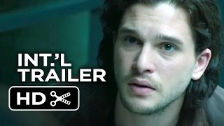 MI-5 Official International Trailer #1 (2015) - Kit Harington Movie HD thumbnail