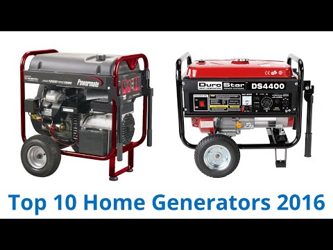 10 Best Home Generators 2016 from YouTube · Duration:  5 minutes 9 seconds