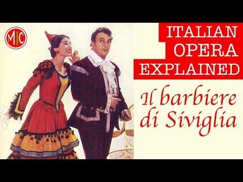 BRAVO, FIGARO! Il barbiere di Siviglia   LEARN ITALIAN WITH OPERA