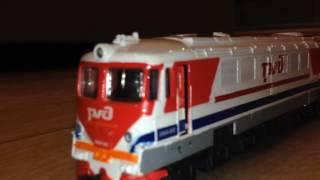 Игрушечные поезда(, 2016-09-16T12:48:00.000Z)