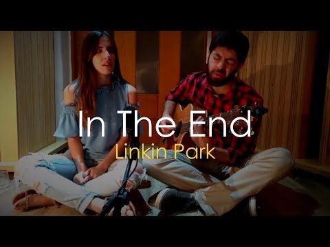 In The End - Linkin Park Cover (Us The Duo version) - Bia e Renan (cover)