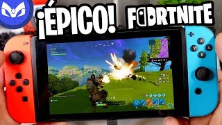 AIF IS FORTNITE ON NINTENDO SWITCH FREE AND ANDROID ?