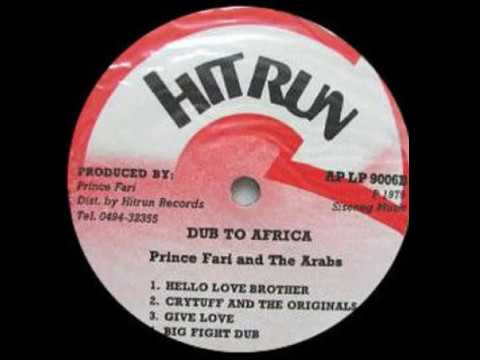 Prince Far I & The Arabs - Give Love [Hitrun 1979]