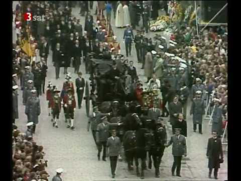 Beerdigung Ihrer Majestät Zita Youtube