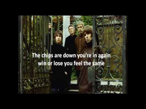Beady Eye - Wigwam (Lyrics)