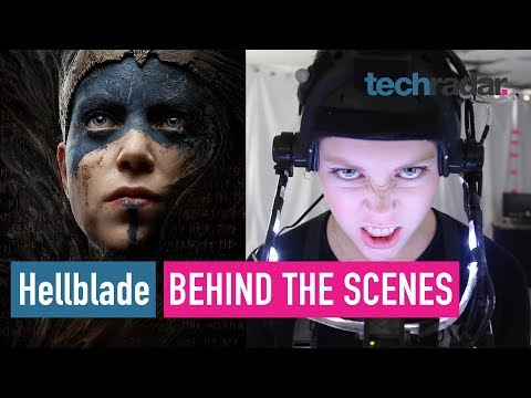 Hellblade: Senua's Sacrifice - Motion capture in the making