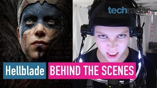 Hellblade: Senua's Sacrifice - Motion capture in the making