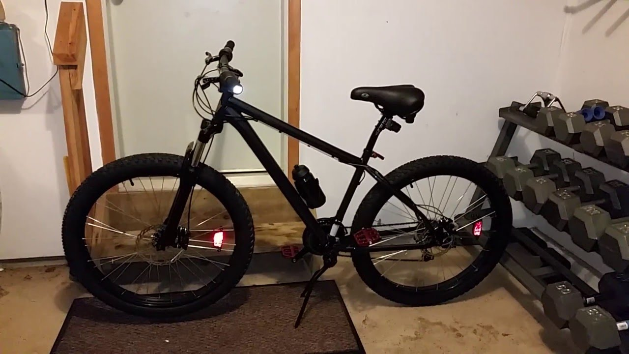 Mongoose Terrex 27.5 fat tire bike