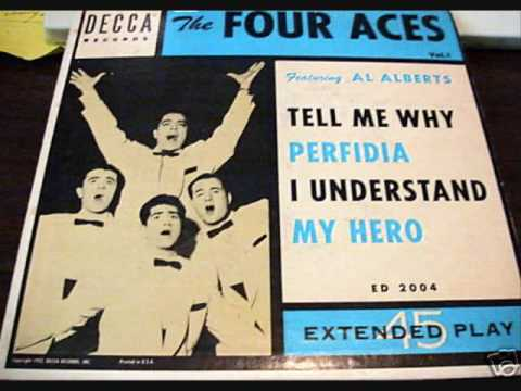 The Four Aces featuring Al Alberts - My Hero (1952)