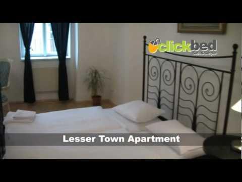 Clickbed.com - Lesser Town Apartment - Prague