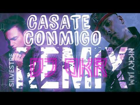 Cásate Conmigo - Nicky Jam (Remix by Dj OKR) ft Silvestre Dangond (ORIGINAL REMIX)