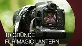 Magic Lantern on the Canon 70D - Key Features - YouTube