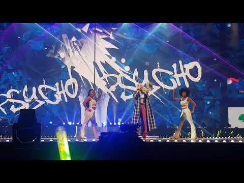 Ava Max - So Am I, Salt, Sweet But Psycho(Live At Taiwan Taipei Arena 15th KKBOX Music Awards 2019)
