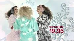 Seppälän Joulu 2011 - Naisten aamutakit