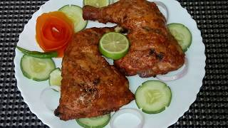 How to make chicken tikka in oven-with chicken tikka masala recipe by *cook with fatima*