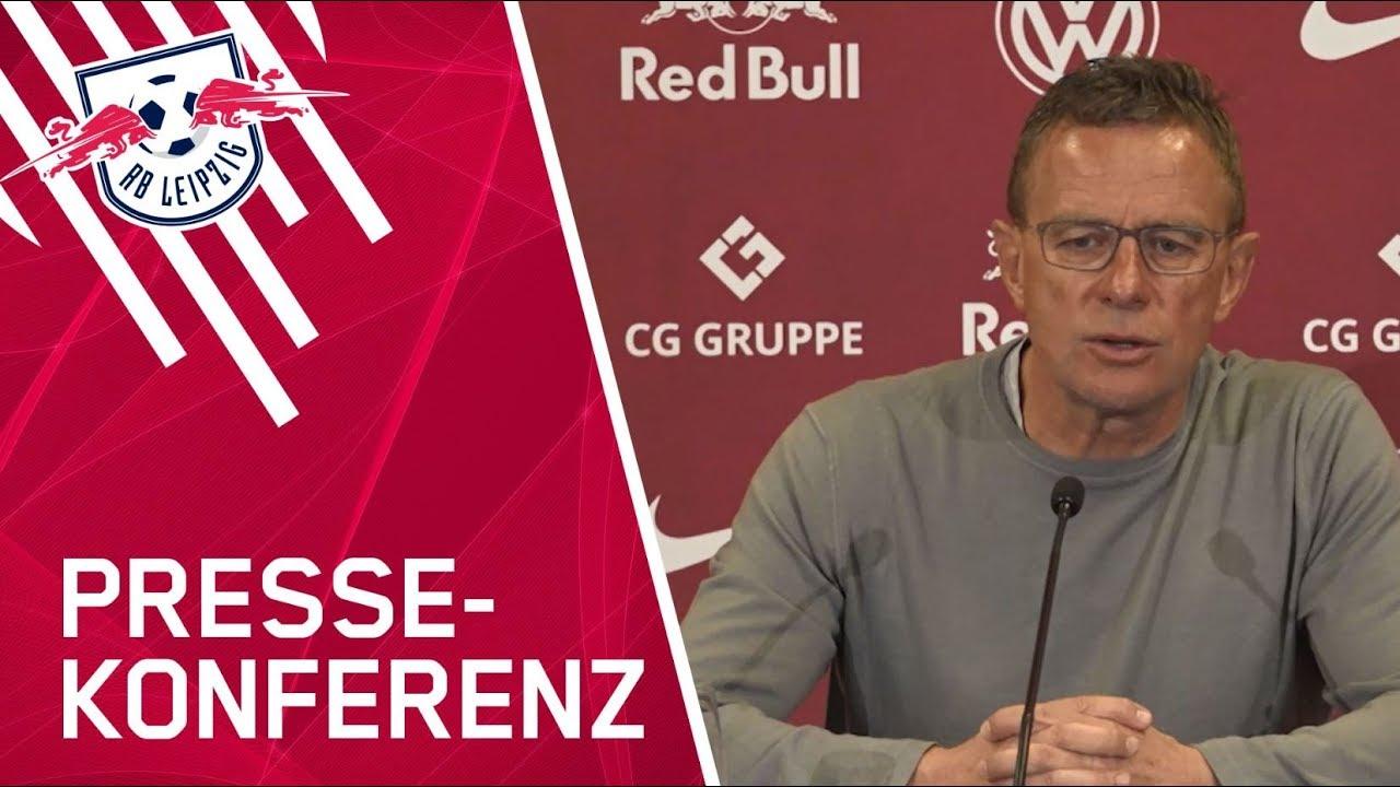 Die Pressekonferenz vor dem DFB-Pokal-Halbfinale gegen den HSV!
