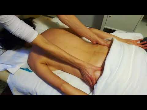 massaggi per la schiena