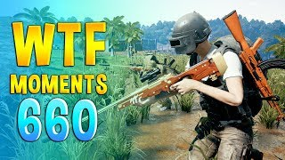 PUBG WTF Funny Daily Moments Highlights Ep 660
