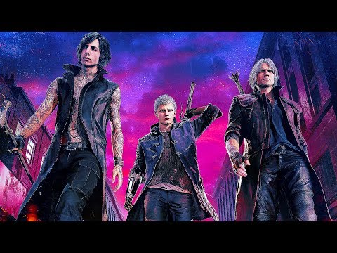 Devil May Cry 5 OST Full Song | Casey Edwards feat. Ali Edwards - Devil Trigger デビル メイ クライ 5