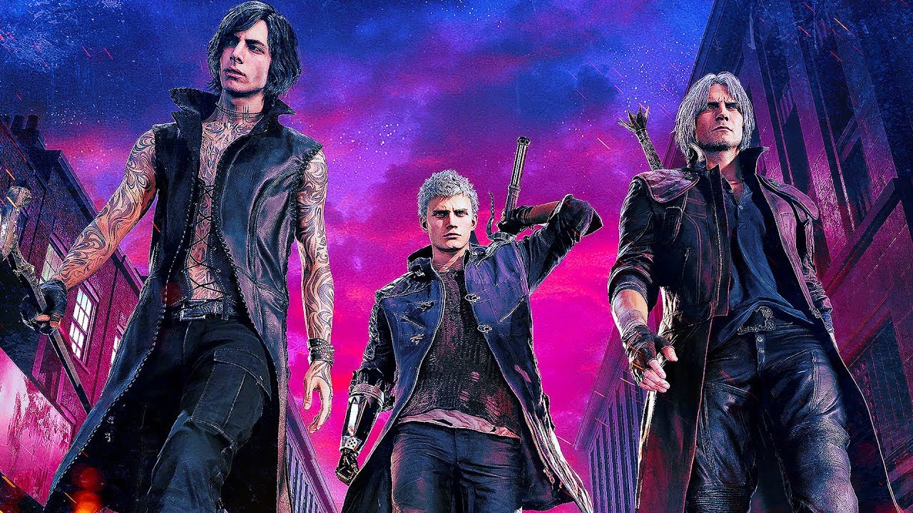 Devil May Cry 5 OST Full Song | Casey Edwards feat. Ali ...
