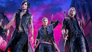 Devil May Cry 5 Theme Song  Devil Trigger (DMC 5) 2018