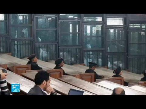 محكمة النقض المصرية تصدر حكما نهائيا بإعدام 20 إسلاميا  - نشر قبل 22 ساعة