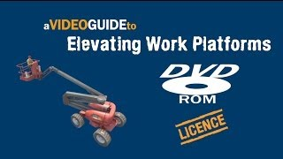 Licence to operate a boom-type Elevating Work Platform - Training DVD Video Sample