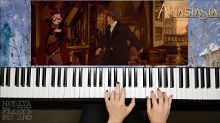 A Rumour in St Petersburg - Anastasia (Piano Cover)