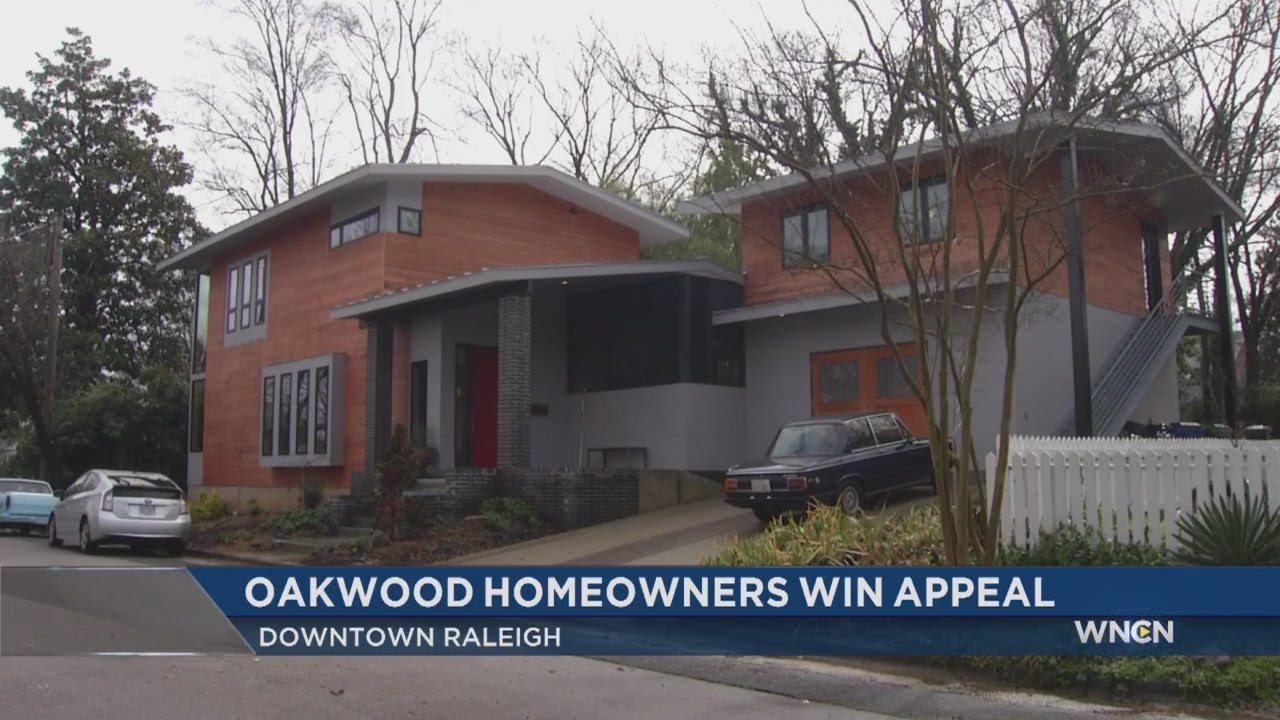 Oakwood modern house allowed to stay in historic neighborhood  court     Oakwood modern house allowed to stay in historic neighborhood  court rules