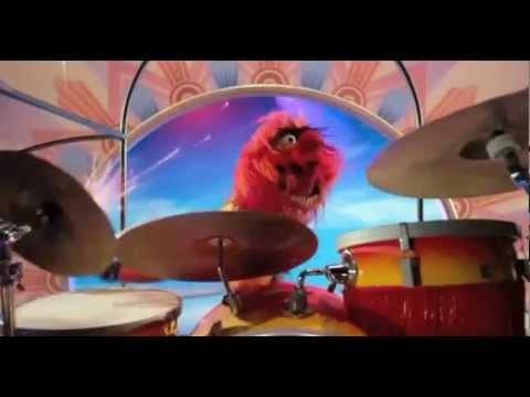 DRUM..NO DRUM! animal muppet _)