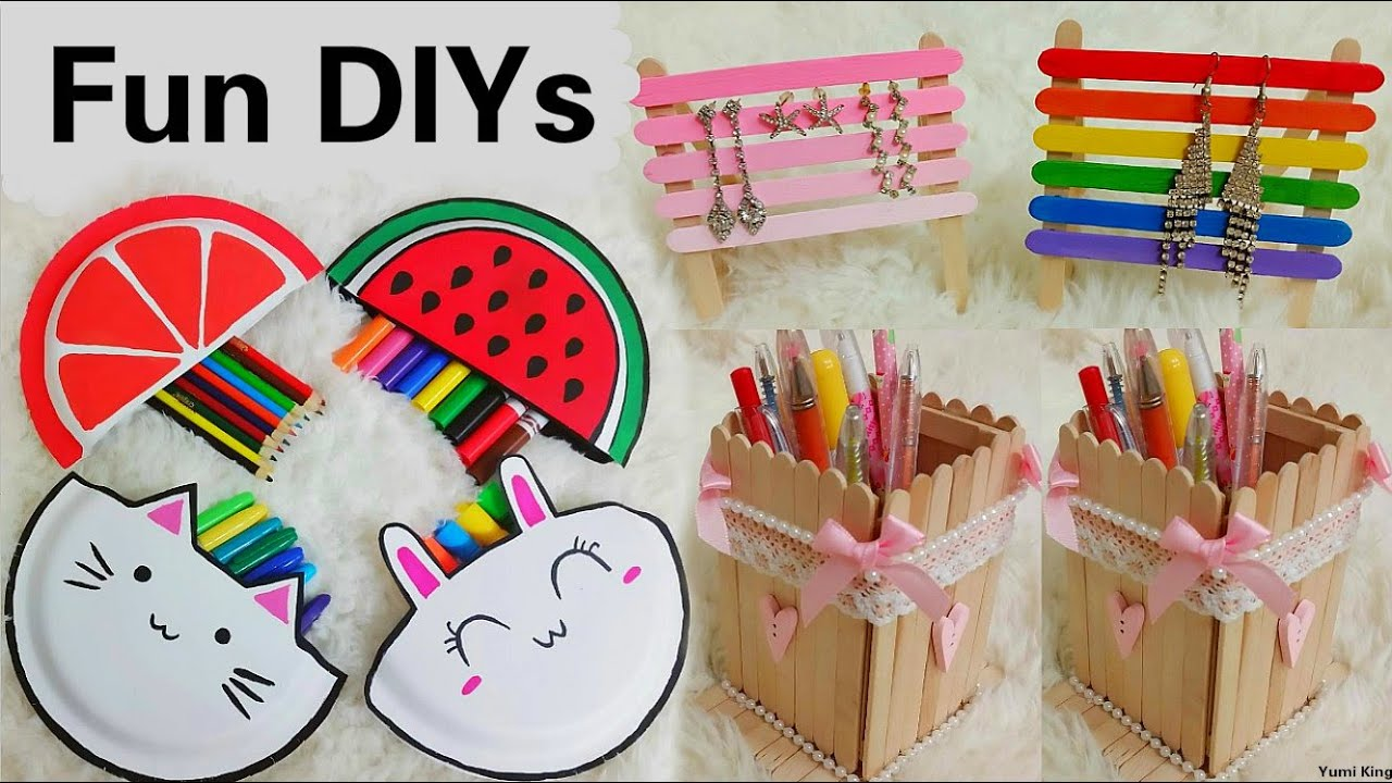 Diy creative pencil holder images for Diy pictures
