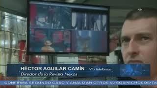 Hay que mirar con preocupación lo qué pasa en Pemex: Héctor Aguilar Camín