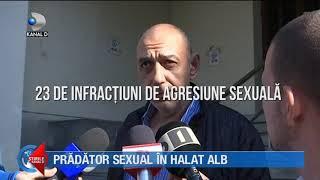 Stirile Kanal D (14.10.2018) - Pradator sexual in halat alb! Editie COMPLETA