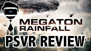The First True VR Superhero Game Is Here | Megaton Rainfall PSVR Review