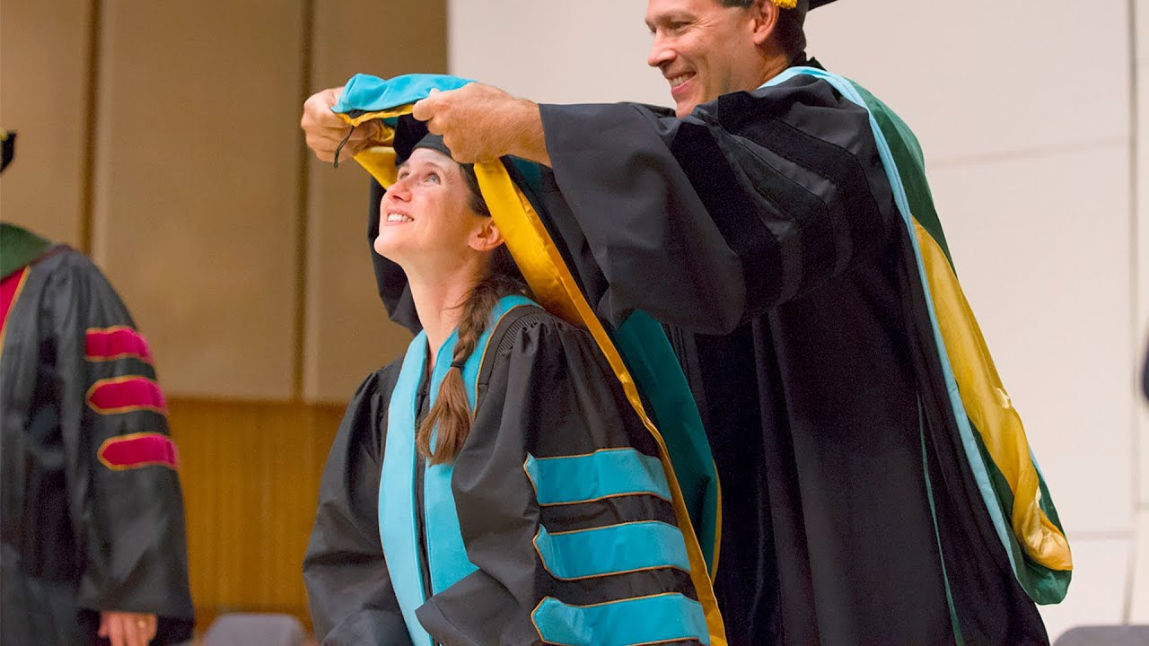 Graduated school for physical therapy - First Physical Therapy Doctorate Grads Honored
