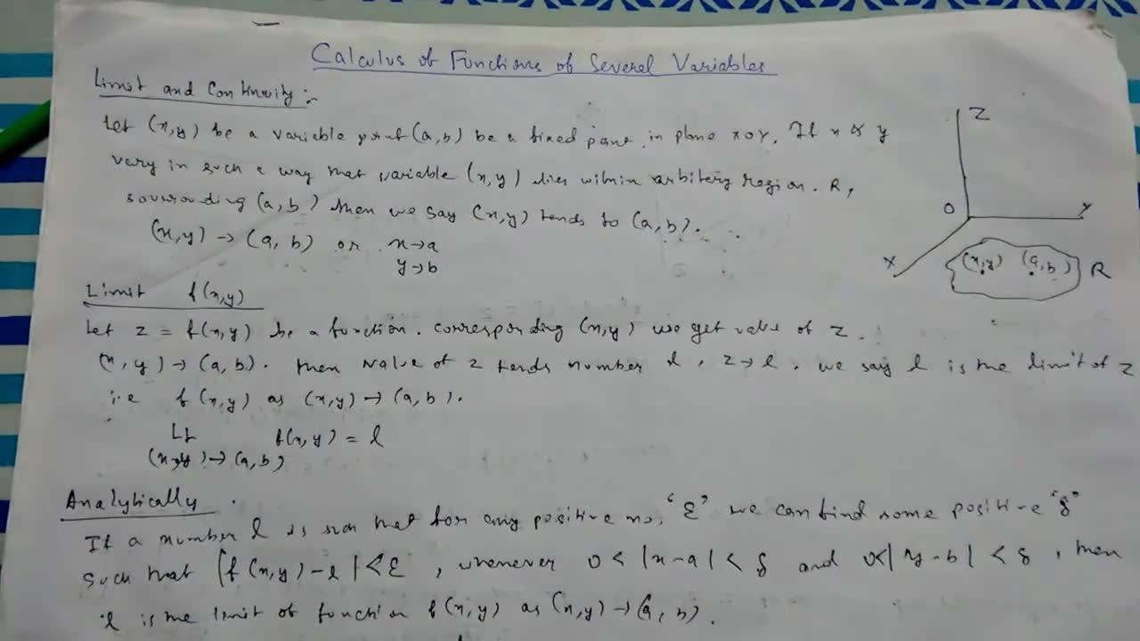 calculus paper Applied calculus math 215 karl heinz dovermann professor of mathematics university of hawaii july 5, 1999.
