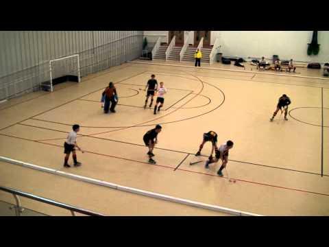 Hillhead Indoor Hockey Final 2014 2nd half