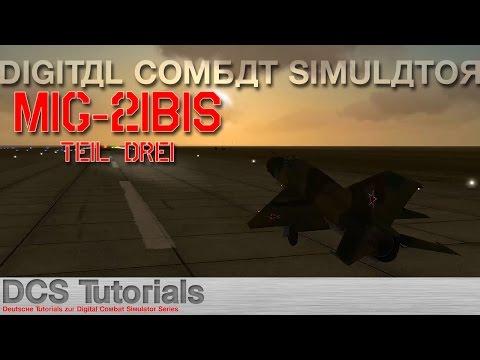 DCS: MiG-21bis ★ Taxi - Take-off - Climb | EXKLUSIVE PREVIEW [Deutsch | Full HD]
