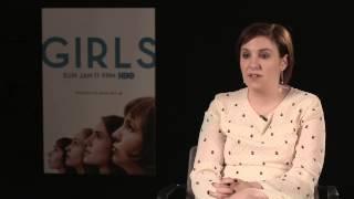 "Girls: Lena Dunham ""Hannah Horvath"" Exclusive Interview"