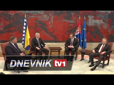 Čović se dodvoravao Vučiću, Izetbegović sve prekinuo