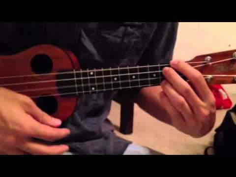 Ukulele Lesson -Simple Love Song- intro/verse