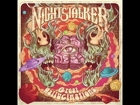 Nightstalker - Great Hallucinations (2019) (New Full Album)