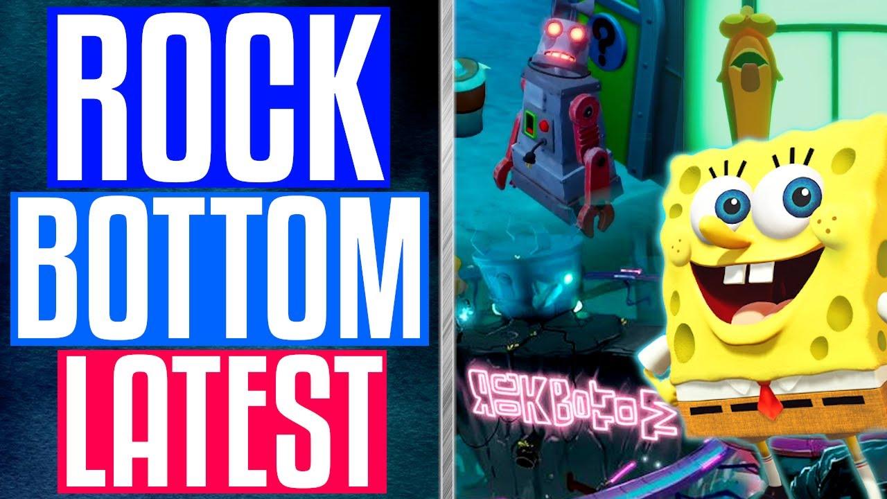 Spongebob squarepants battle for bikini bottom hints