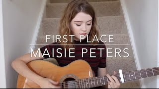 Смотреть клип Maisie Peters - First Place