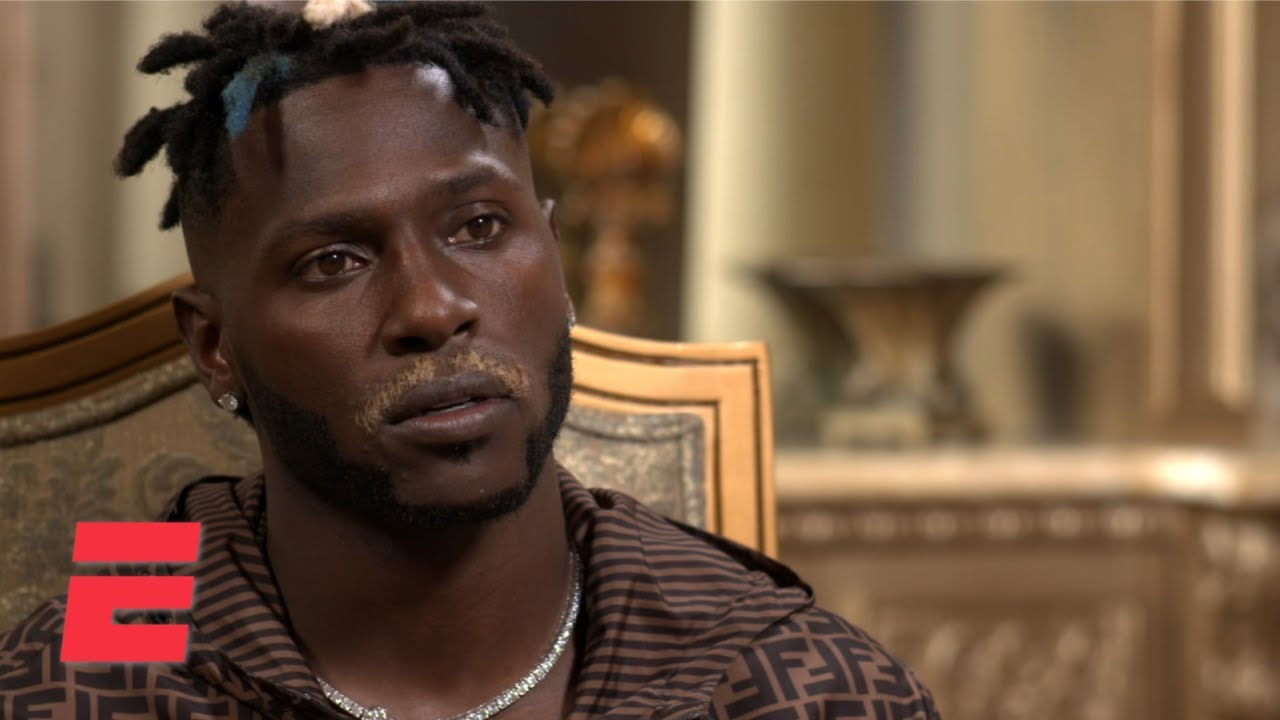 Antonio Brown On Trade Demand Ben Roethlisberger Steelers Extended Interview Sc Featured