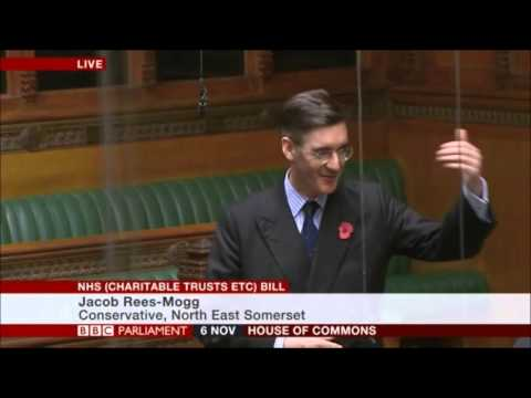 Jacob Rees-Mogg on Old Etonians