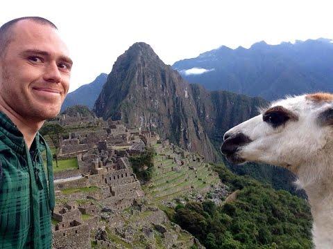 Machu Picchu: A Day in the Life